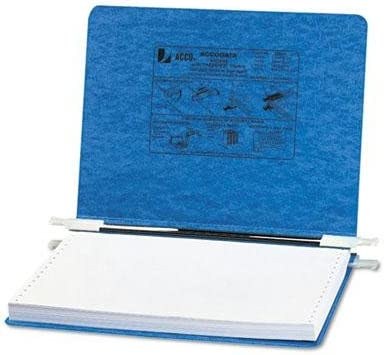 3 Pack Acco Binders /& Binding Systems//Binders Pressboard Hanging Data Binder 12 X 8-1//2 Unburst Sheets Light Blue Product Category