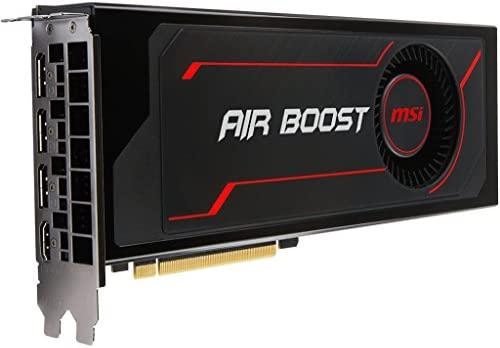 MSI Gaming Radeon RX GDRR5 DirectX 12 VR Ready CFX - Tarjeta gráfica RX Vega