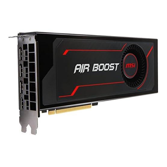 MSI Video Card Radeon RX Vega 56 Air Boost 8G OC