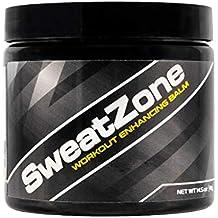 SweatZone Waist Trimmer Sweat Balm, Workout Enhancer for Men and Women