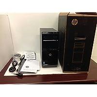 HP 200-G1 Bunsiness PC MicroTower Intel J2850 PQC 2.41GHz 4GB RAM 500GB HDD W8.1P/W7P-64 L5M29US#ABA