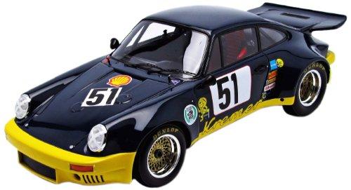 ☆ スパーク 1/18 ポルシェ 911 RSR 3.0 1974#51 B.ウォレク B00AYYVGKA