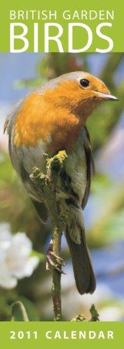 British Garden Birds 2011 Slimline Calendar