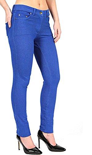 amp;Ayat mujer Azul Momo para Fashions Vaqueros 4xwndqnT