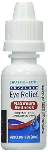 Bausch & Lomb Advanced Eye Relief Redness Maximum Relief Drops - 2 pk. (Lomb Eye)