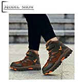 Boots Boys Winter Snow Sneakers Girls Hiking