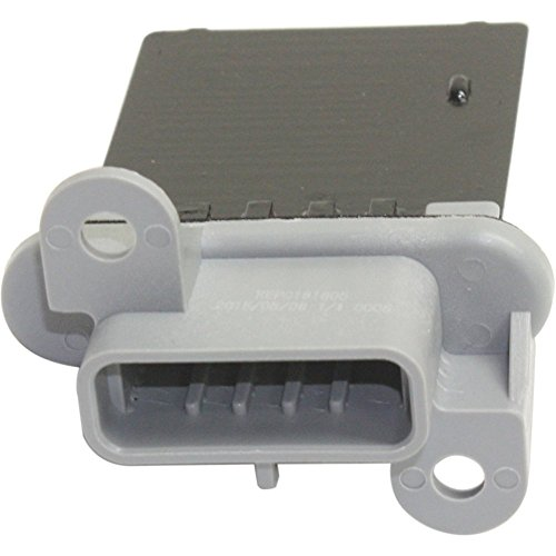 вентилятор Evan-Fischer EVA1091061511 Blower Motor Resistor