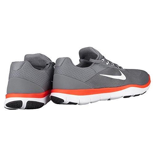 Nike Free Trainer V7Zapatillas Zapatillas zapatos para hombre Grau (Cool Grey/Black/White/Hyper Crimson)