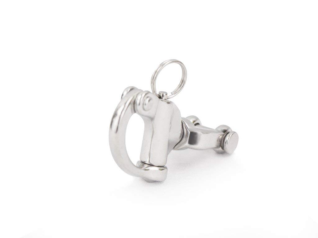 Five Oceans Tack Swivel Snap Shackle, 3 1/2'' - FO-447-1