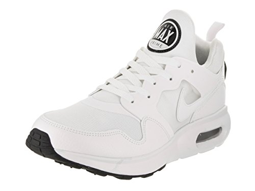 Nike Men's Air Max Prime White/White/Pure/Platinum Running Shoe 13 Men