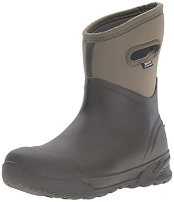 Amazon.com   Bogs Men's Bozeman Mid-M Snow Boot   Snow Boots