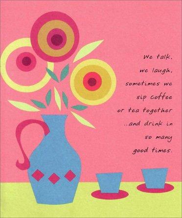 Amazon Coffee Tea Birthday Card Health Personal Care