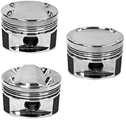 Manley 614000C-4 Dish Piston with Rings