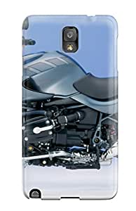 Sanp On Case Cover Protector For Galaxy Note 3 (bmw Motorcycle)