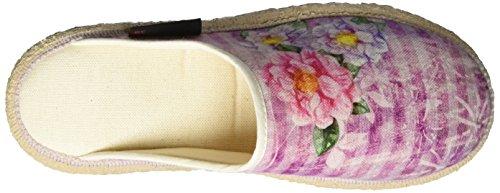 Giesswein 67/10/48126, Pantuflas Mujer Multicolor (386/Rose)