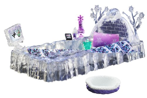 Monster High Abbey Bominable's Bed -