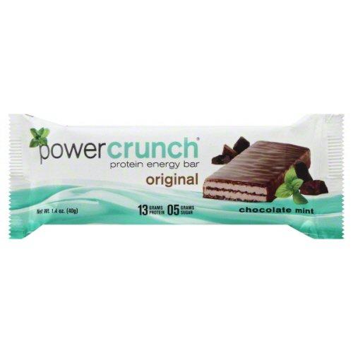 Powercrunch Chocolate Mint, 1.4 Ounce