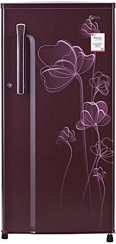 LG GL-B191KSHU.ASHZEBN Direct-cool Single-door Refrigerator (188 Ltrs)
