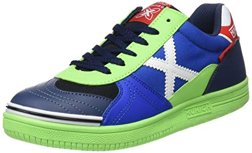 Verde Munich Mixte Multicolore Fitness Ice Enfant Chaussures de Azul G 3 897 ZwZqUfv