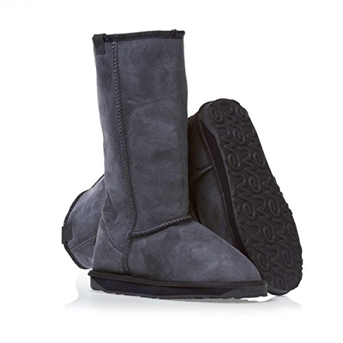 Emu Boots Bleu sw74 tr Femme Hi Australia Stinger OOrwqB7