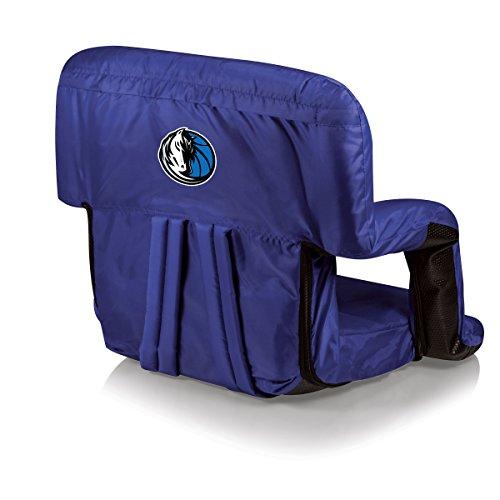 PICNIC TIME NBA Dallas Mavericks Ventura Portable Reclining Seat by PICNIC TIME