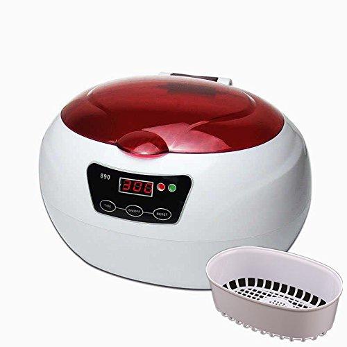 600 ML Limpiador Ultrasónico Máquina de Desinfección ...