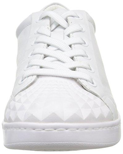 deporte Mujer C1000 Zapatillas Jaysen Blanco C D Geox de n4t6qXty