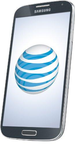 Samsung Galaxy S4, Black 32GB (AT&T)