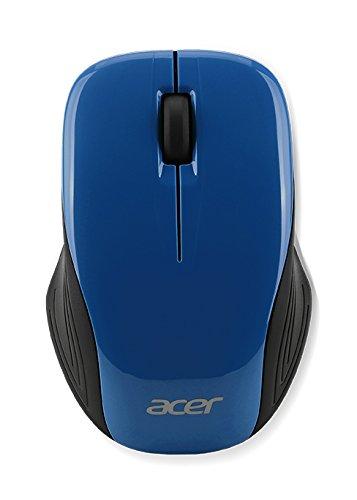Acer Wireless 2.4GHz Optical Mouse - Indigo Blue