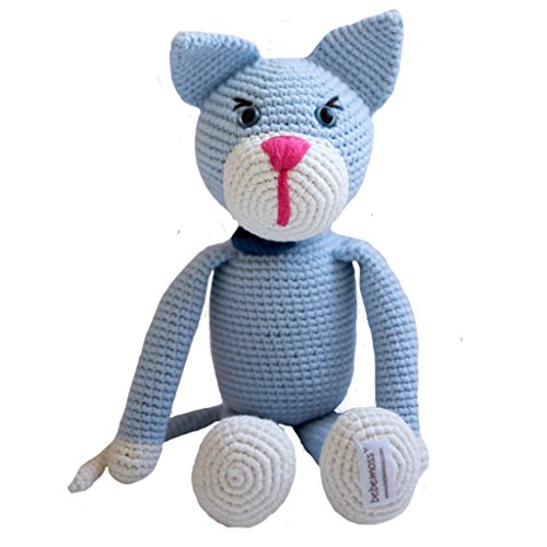 Crocheted Mouse - 3