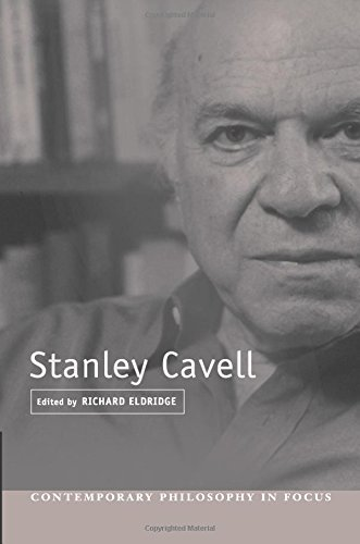 Stanley Cavell (Contemporary Philosophy in ()