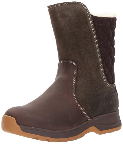 Woolrich Women's Palmerton Trail Winter Boot, Java, 8.5 M US (Bigfoot Java)