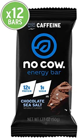 No Cow Chocolate Energy 12Count product image