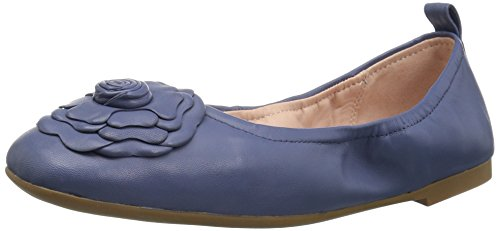 Denim Taryn Rosalyn Flat Rose Ballet Women's qfOx76X