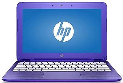 "Newest HP Stream 14"" HD(1366x768) Display, Intel Celeron N4000 Dual-Core Processor, 4GB RAM, 32GB eMMC, HDMI, WiFi, Webcam, Bluetooth, Win10 S, Brilliant Black(Renewed)"