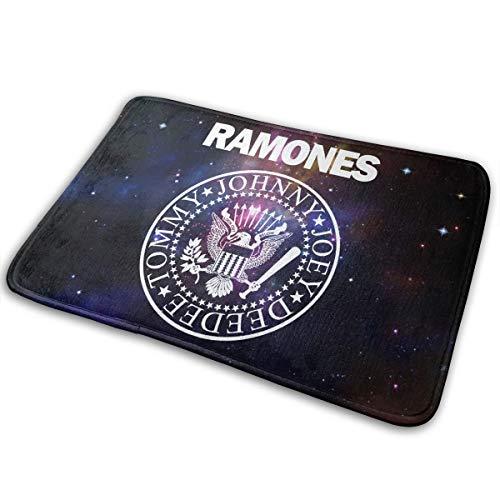 (Dongninglove Ramones Presidential Seal Logo Anime Carpet 15.7