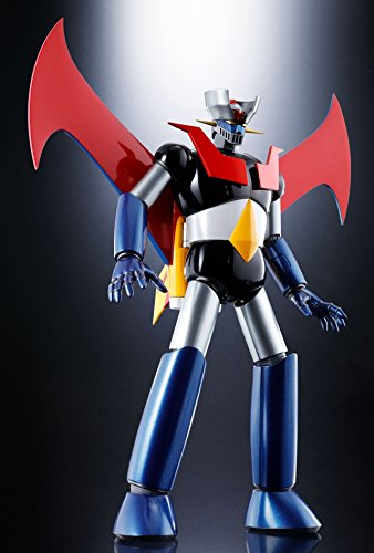 Bandai Tamashii Nations Gx-70 Mazinger Z Soul of Chogokin Action Figure