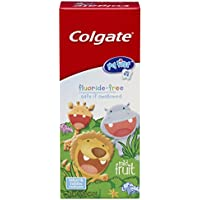 6 Pk. Colgate My First Baby and Toddler Toothpaste