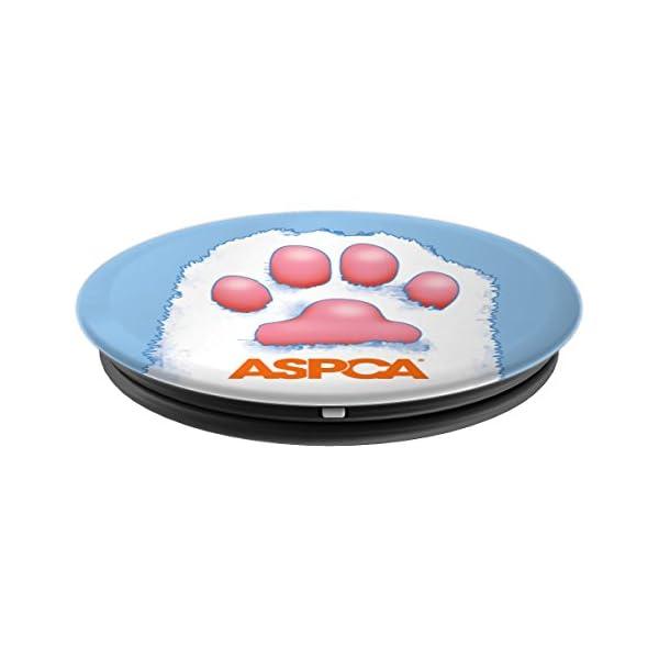 ASPCA I Heart Toe Beans Popsocket - Blue 2