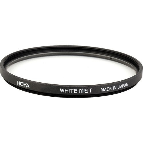 Hoya 82mm White Mist Special Effects Glass Filter by Hoya