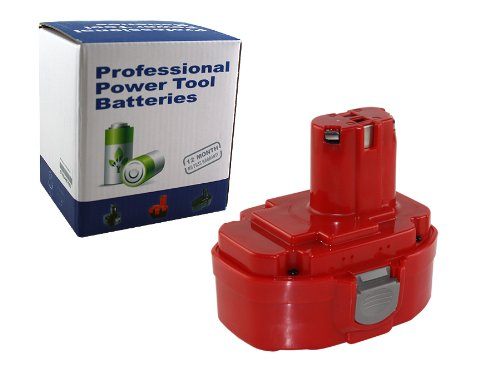 UPC 878440157123, 18 volt Makita 5026DA battery by Powewarehouse - Professional Grade battery pack