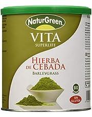 NaturGreen Hierba de Cebada ecológica - 200 gr.