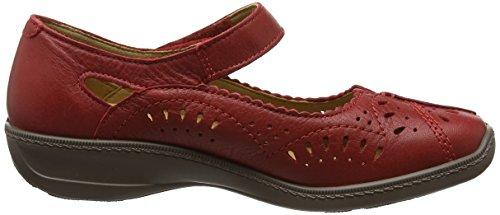 Heter Vrouwen Chili Exf Schoenen Van Mary Jane Half Rood