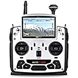 Walkera DEVO F12E 12CH FPV RC Transimitter 5.8G 32CH Telemetry with 5in LCD Screen for Tali H500 Muticopter