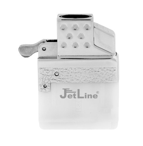 JetLine Z-Torch Dual Flame Fluid Insert Torch Lighter