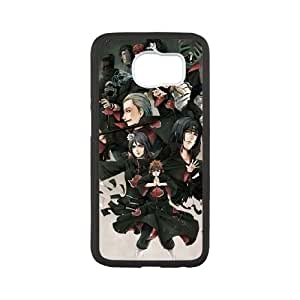 Naruto 007 funda Samsung Galaxy S6 Cubierta blanca del teléfono celular de la cubierta del caso funda EOKXLKNBC21919