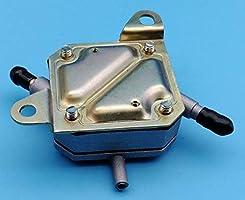 Tuzliufi Fuel Pump Replace GY6 Kawasaki Honda Kohler Briggs