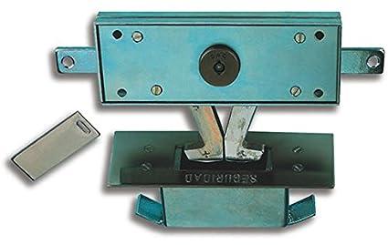 SAG 11AS/3P - Cierre para persiana y puerta metálica