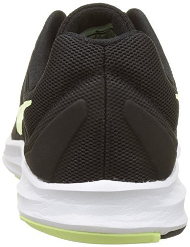 Nike Wmns Downshifter, Zapatillas de Running para Mujer Negro (Black/barely Volt/white)