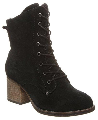 BEARPAW Women's Topaz Boots, Black, 9 ()